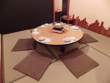 小 お座敷個室