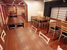 大 テーブル個室